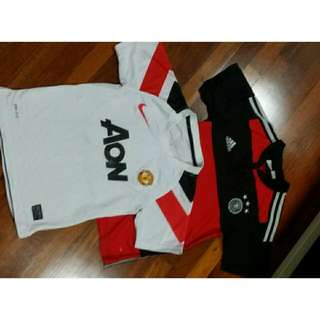 Boys JERSEY Shirt (2 Sets)