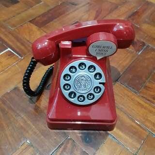Telephone Piggy Bank