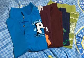 polo shirt/tshirt