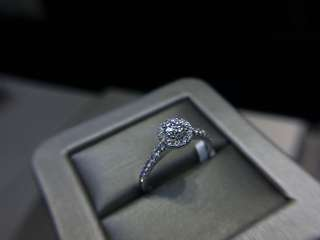 63pt. 18k白金 diamond ring