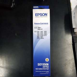 EPSON printer Ribbon cartridge/refill