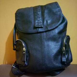 Tas Ransel Ori Leather