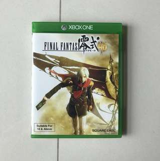 Brand new Final Fantasy Type 0 Xbox One Game