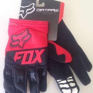 Fox Racing Glove size (L)