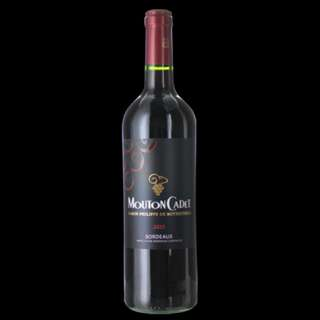 Mouton Cadet Rothschild 2015 - French wine Bordeaux