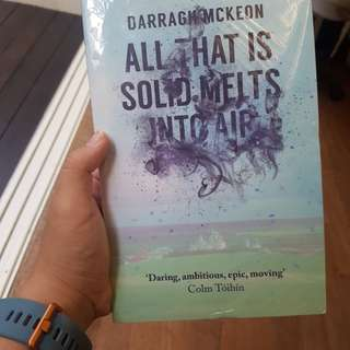 WTS BNIP All That Is Solid Melts Into Air by Darragh Mckeon