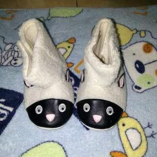 Pitter Pat sheep boots