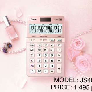 CASIO CALCULATOR ❤️