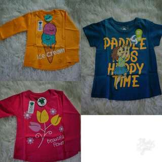 Sale kaos 3pc 85rb