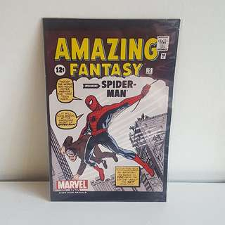 Collectible Spiderman Comics