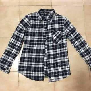 Flannel Top/ Shirt