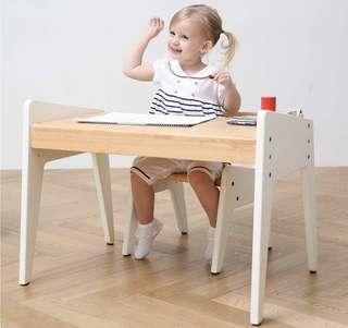 Study table for toddler (Bookleben) Korea