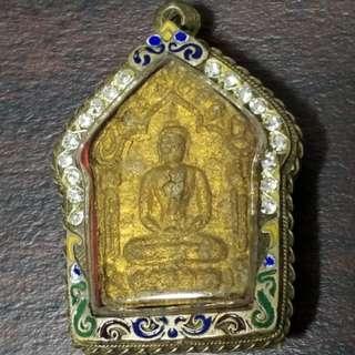 Lp Tim Khun Paen BE2515 ( Lodge Gold )