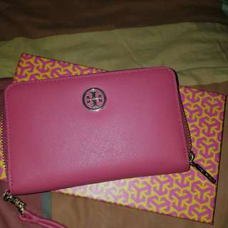 Rouge TORY BURCH Wallet