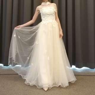 Wedding Gown/dress/dinner