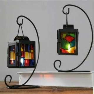 燭台⁉️擺設⁉️首飾盒⁉️  💡 21*11*9cm 💡 有兩款可選 💡 Light up your world.