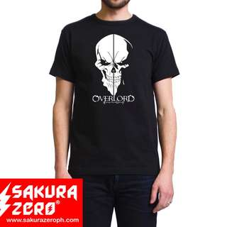 Overlord Ainz Ooal Gown Anime T Shirt