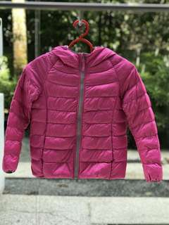 UNIQLO Pink Jacket