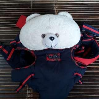 2nd gendongan baby scots
