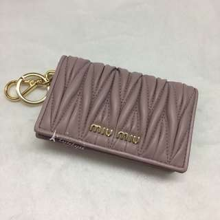 Miumiu cardholder
