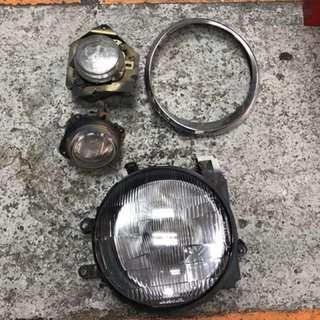 Nissan march k11 headlamp