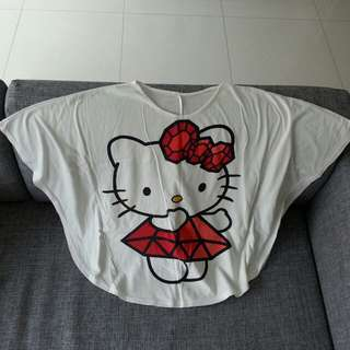 Hello Kitty White T-shirt