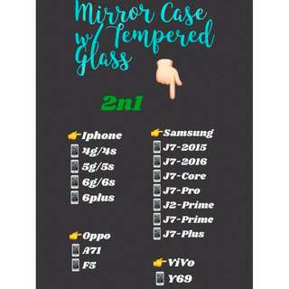 MIRROR CASE WITH TG
