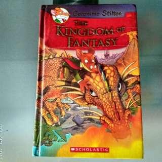 The Kingdom of Fantasy - Geronimo Stilton