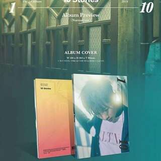 Kim Sung Kyu (Infinite) - Album Vol.1