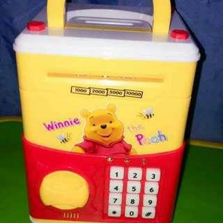 Winnie The Pooh ATM Machine