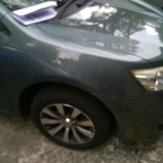 Toyota Allion for rent