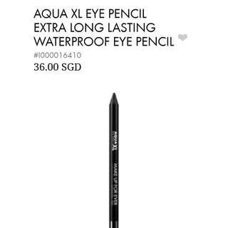 Make up for ever Aqua XL eyeliner pencil