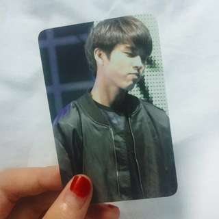 {UNOFFICIAL} Nam Woohyun photocard