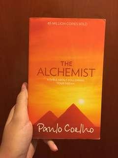 THE ALCHEMIST by Paula Coelho