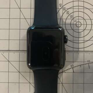 Apple Watch S2 38 stainless steel