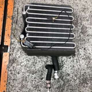Nissan March k11 cooling coil