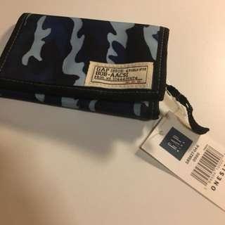 Gap navy blue wallet