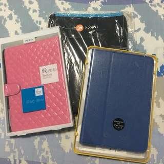 iPad Mini Cases (bundle of 3)