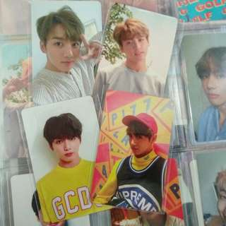 jungkook love yourself full set
