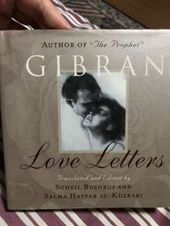 Love Letters by Kahil Gibran