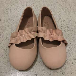 Zara baby girl shoes