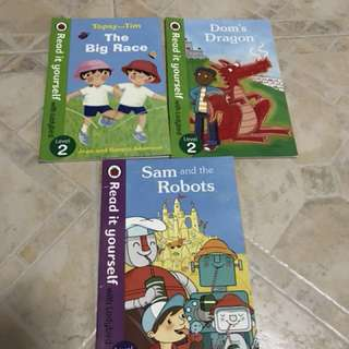 Preloved children's books