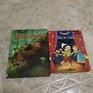 Preloved children's books