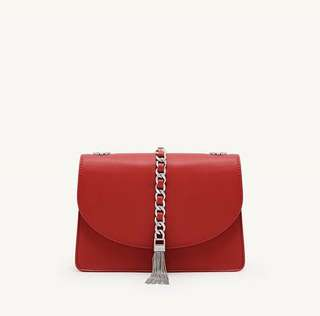 Pedro tassel flap bag