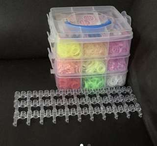 Creative Rubber bend one set