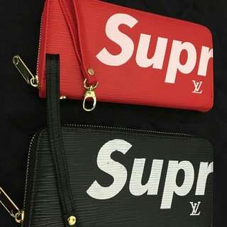 Supreme Long Wallet