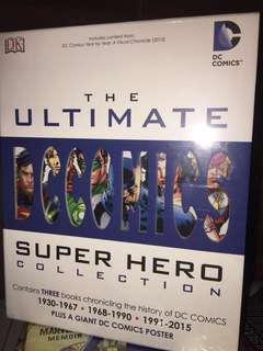 DC Comics: The Ultimate DC Comics Superhero Collection (Box Set)