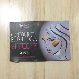 Detail Makeover Contour and Blush Effects