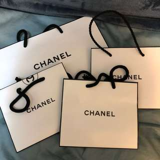 Chanel-紙袋