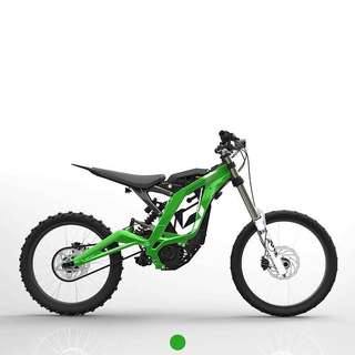 2018 E-Motor Sur-ron Electric motocycle off-road electric mountian bicycles super Ebike all terrain SUV electric mountian bike